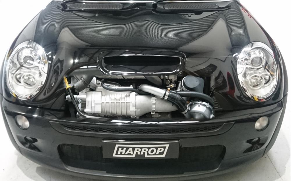 Harrop TVS900 Supercharger R53 MINI COOPER S